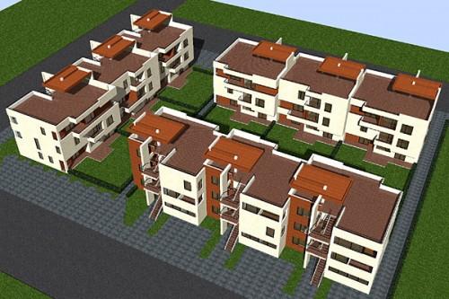 Lucrari, proiecte Complex de apartamente S+P+2, Bucuresti  - Poza 5