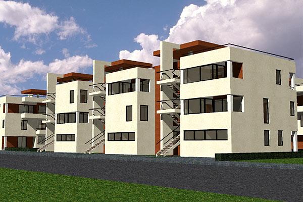 Complex de apartamente S+P+2, Bucuresti  - Poza 6
