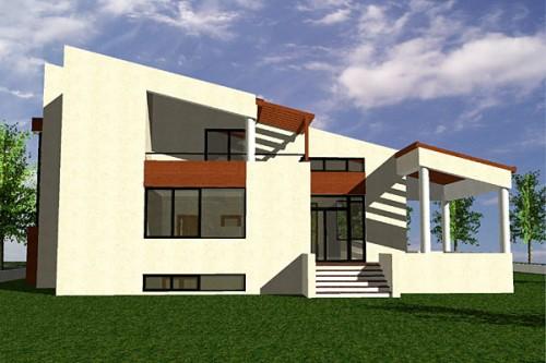 Lucrari, proiecte Locuinta unifamiliala D+P+1, Targoviste  - Poza 2