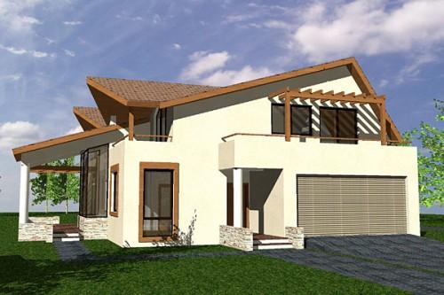 Lucrari, proiecte Locuinta unifamiliala P+M, Bucuresti  - Poza 2