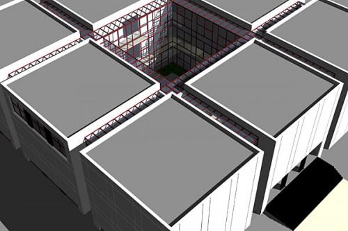 Lucrari, proiecte Muzeu de arta moderna, Bucuresti (studiu)  - Poza 1
