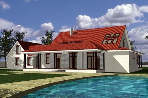 Lucrari, proiecte Resedinta parter, Buftea  - Poza 4
