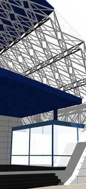Lucrari, proiecte Sala de sport (studiu)  - Poza 1