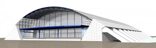 Lucrari, proiecte Sala de sport (studiu)  - Poza 2