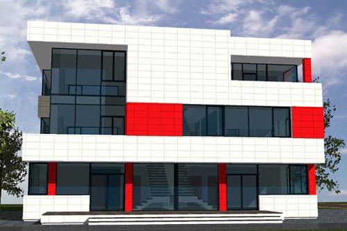 Lucrari, proiecte Sediu 2 firme, Otopeni  - Poza 2