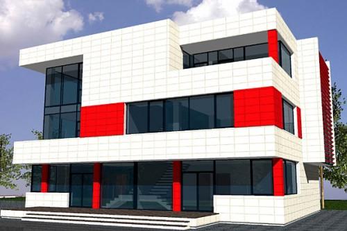Lucrari, proiecte Sediu 2 firme, Otopeni  - Poza 4