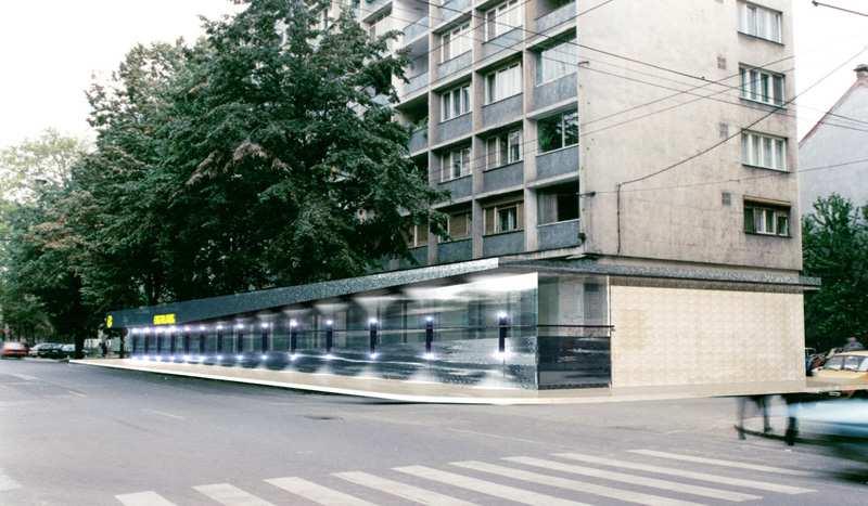 Amenajare interioara, Eurom Bank  - Poza 1