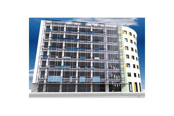 Cascade Building Center (in curs de realizare)  - Poza 3
