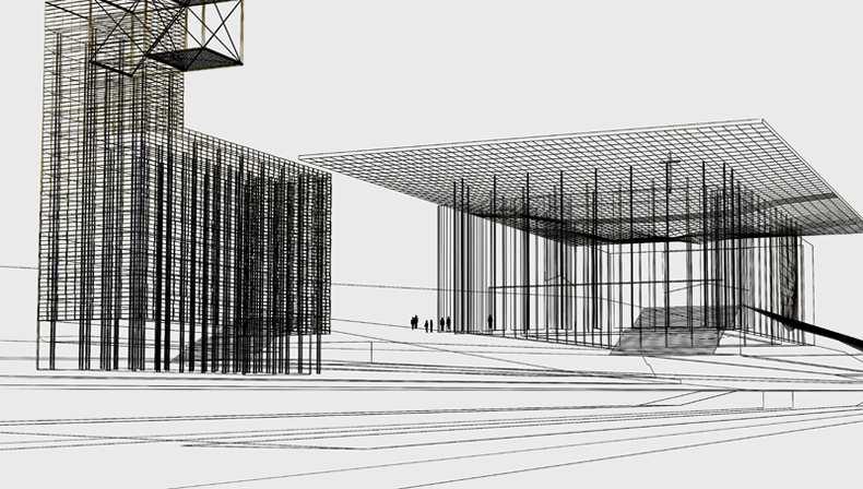Proiect de urbanism, Esplanada  - Poza 1