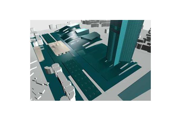 Proiect de urbanism, Esplanada  - Poza 2