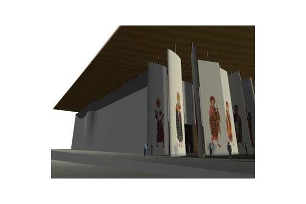 Proiect de urbanism, Esplanada  - Poza 3