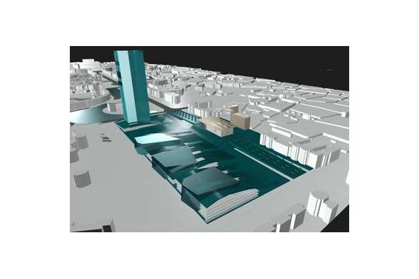Proiect de urbanism, Esplanada  - Poza 4