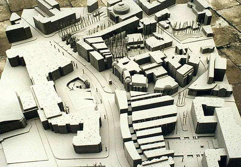 Proiect de urbanism, Piata Revolutiei  - Poza 1