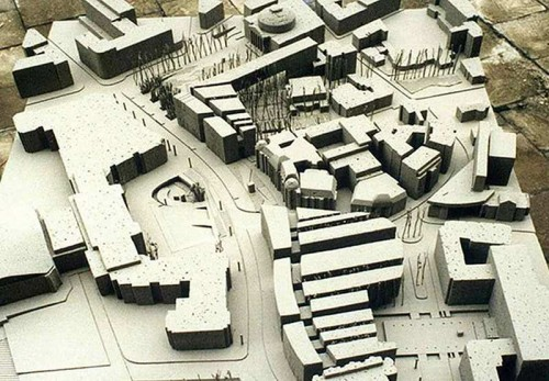 Lucrari, proiecte Proiect de urbanism, Piata Revolutiei  - Poza 1