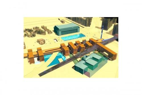 Lucrari, proiecte Proiect de urbanism, Piata Victoriei  - Poza 4