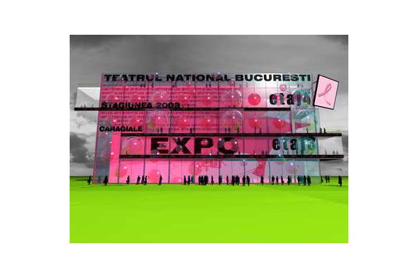 Teatrul National Bucuresti  - Poza 1