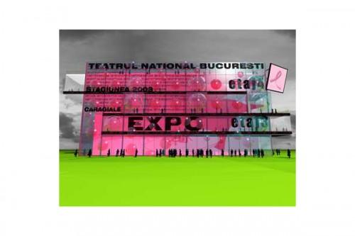 Lucrari, proiecte Teatrul National Bucuresti  - Poza 1