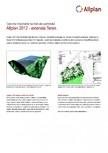 Program conex de proiectare NEMETSCHEK - Allplan Teren