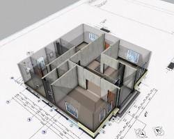 Software proiectare arhitectura si inginerie Allplan Arhitectura - solutia de proiectare destinata arhitectilor  Solutia de proiectare Allplan destinata arhitectilor ofera toate functiunile necesare unei proiectari eficiente in domeniul arhitecturii. Astfel, fie ca doriti sa lucrati doar in 2D, fie ca doriti sa exploatati la maxim performantele performantele programului de lucru in 3D pe un model BIM (Building Information Model), aveti libertatea de a alege. Mai mult, puteti alege dupa dorinta un mod mixt de lucru: partial 2D, partial 3D.