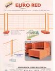 Garduri mobile EURO RED BULLONI - Cornice Orange