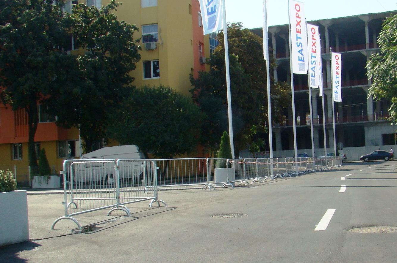Garduri mobile pentru imprejmuiri temporare BULLONI - Poza 1