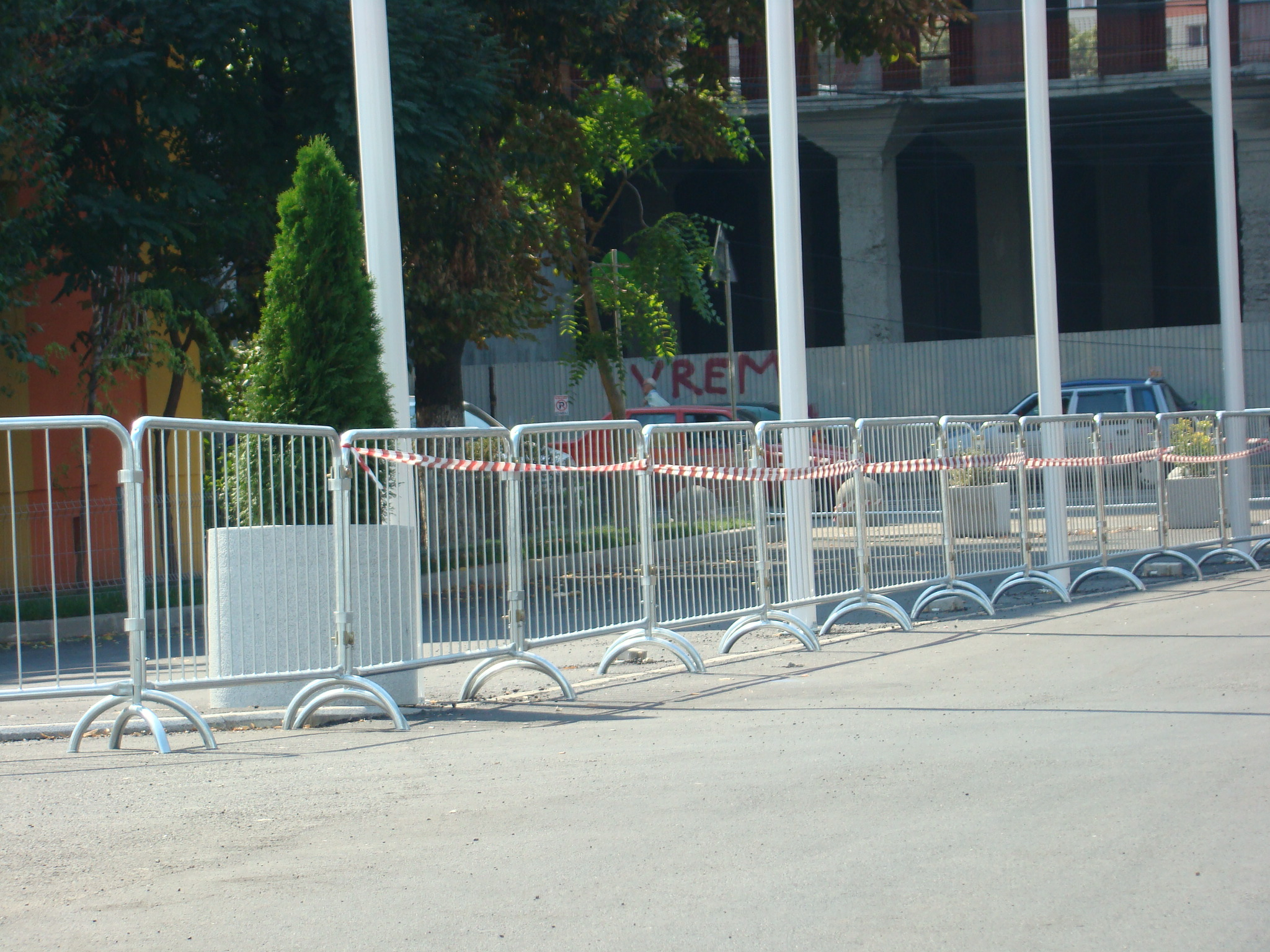 Garduri mobile pentru imprejmuiri temporare BULLONI - Poza 2