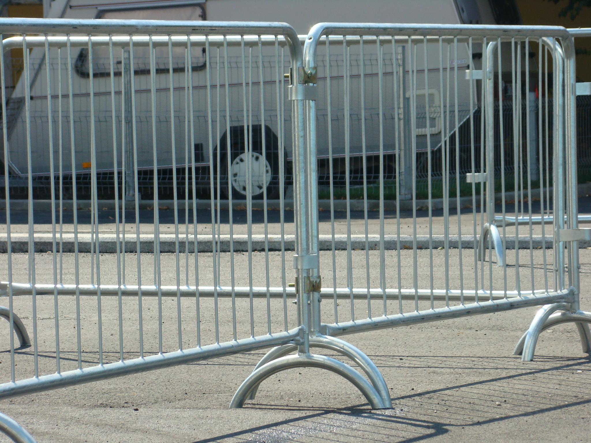 Garduri mobile pentru imprejmuiri temporare BULLONI - Poza 3