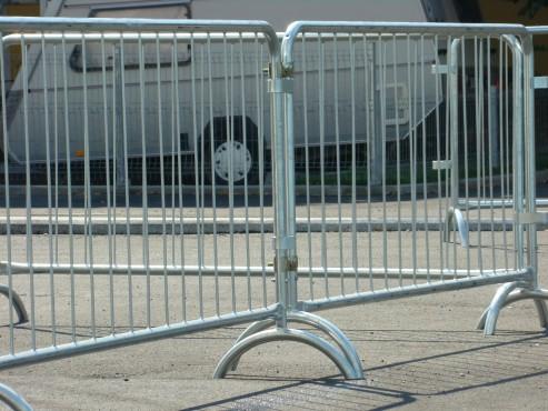 Exemple de utilizare Garduri mobile pentru imprejmuiri temporare BULLONI - Poza 3