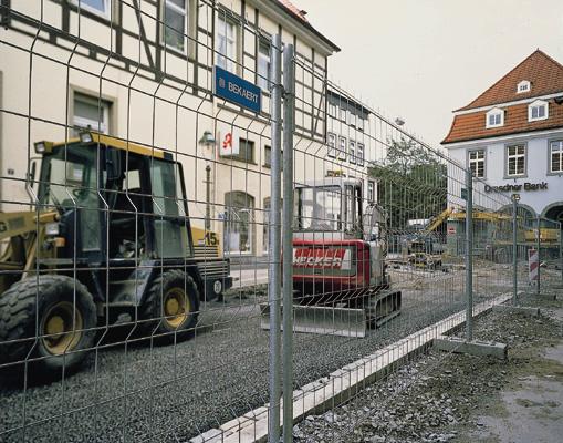 Garduri mobile pentru imprejmuiri temporare BULLONI - Poza 4