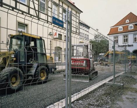 Exemple de utilizare Garduri mobile pentru imprejmuiri temporare BULLONI - Poza 4