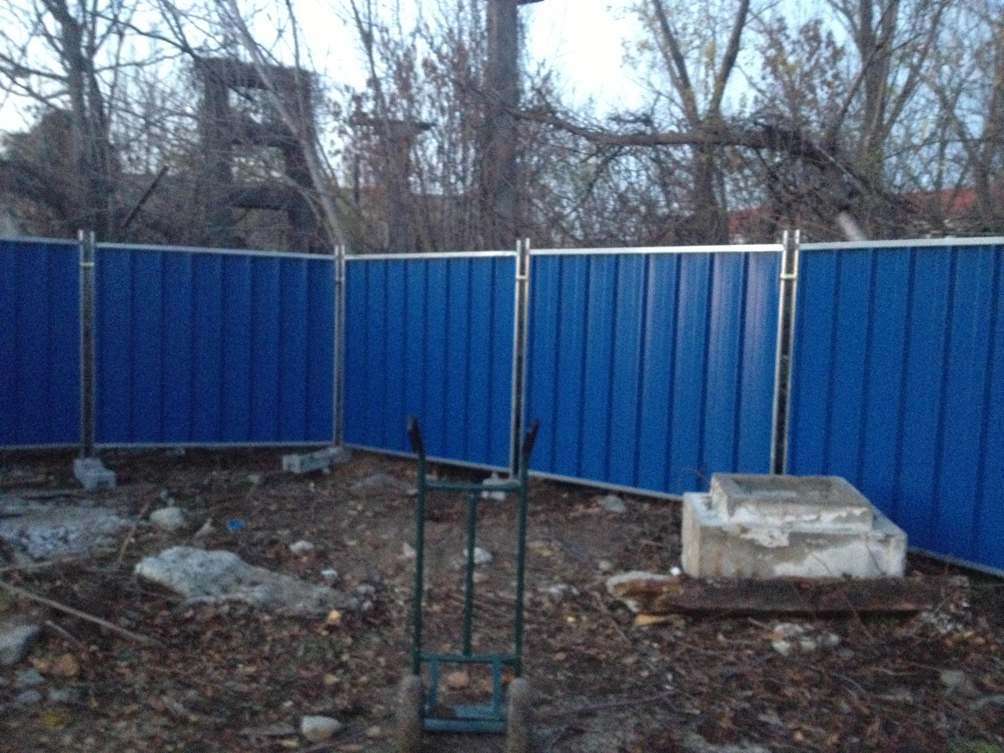 Garduri mobile pentru imprejmuiri temporare BULLONI - Poza 5