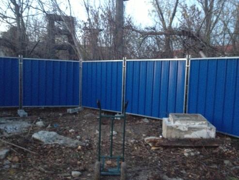 Exemple de utilizare Garduri mobile pentru imprejmuiri temporare BULLONI - Poza 5