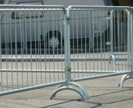 Garduri mobile pentru imprejmuiri de santier