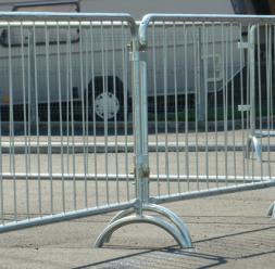 Garduri mobile pentru imprejmuiri de santier BULLONI