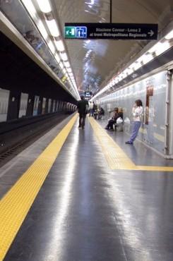 Statie de metrou - Napoli (Italia) ARTIGO - Poza 5
