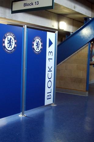 Stadion Stamford Bridge - Londra (UK) ARTIGO - Poza 9
