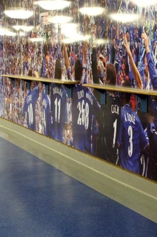 Stadion Stamford Bridge - Londra (UK) ARTIGO - Poza 10