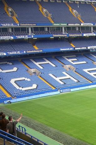 Stadion Stamford Bridge - Londra (UK) ARTIGO - Poza 11