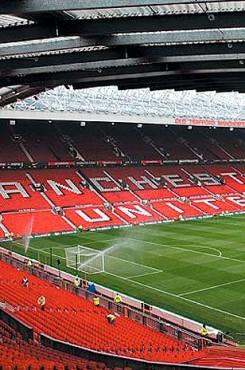 Stadion Old Trafford - Manchester (UK) ARTIGO - Poza 20