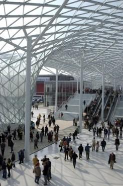 Exhibition Center - Milano (Italia) ARTIGO - Poza 14