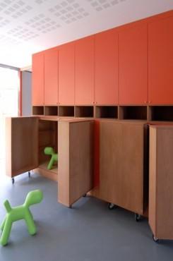 Maison de la petite enfance - Grasse (Franta) ARTIGO - Poza 30