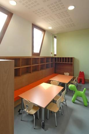 Maison de la petite enfance - Grasse (Franta) ARTIGO - Poza 35