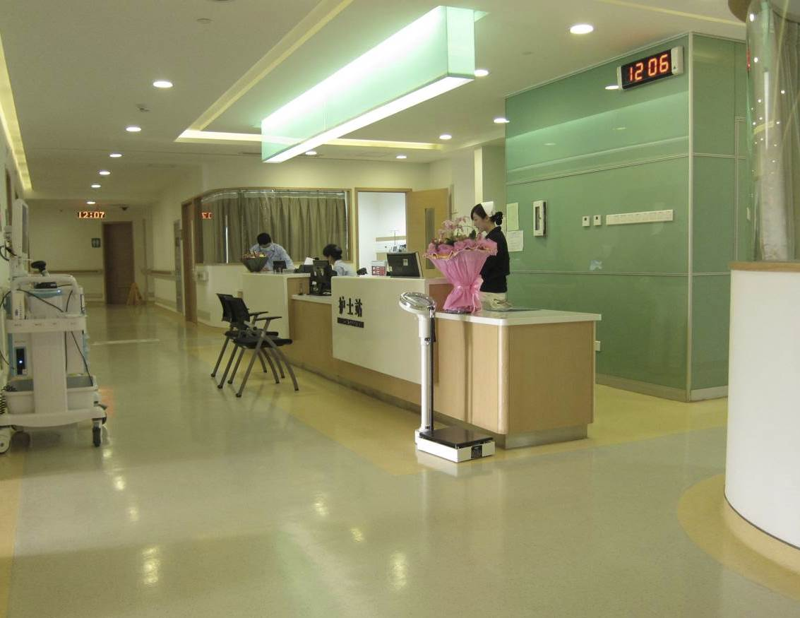 Spitalul Shenzhen Binhai - Shenzen (China) ARTIGO - Poza 6