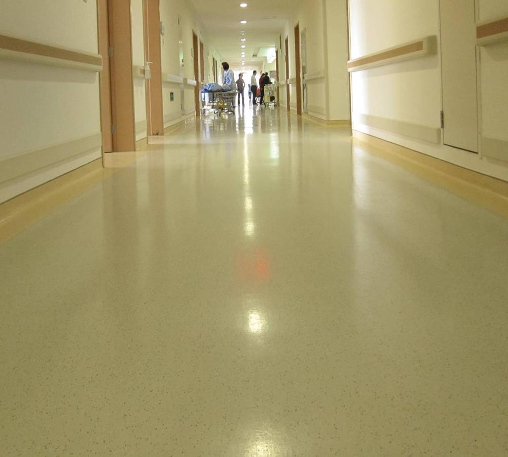 Spitalul Shenzhen Binhai - Shenzen (China) ARTIGO - Poza 5
