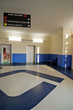Spitalul San Paolo - Milano (Italia) ARTIGO - Poza 3