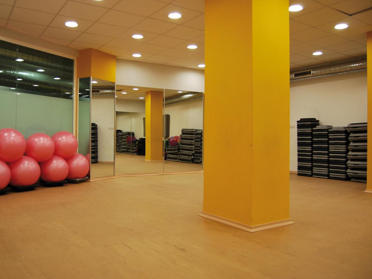 Pardoseli pentru sali de sport PAVIGYM - Poza 10