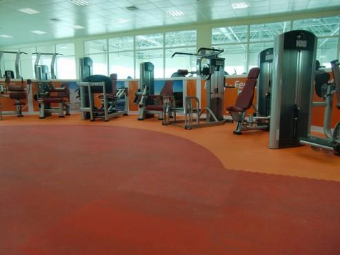 Pardoseli pentru sali de sport PAVIGYM - Poza 7