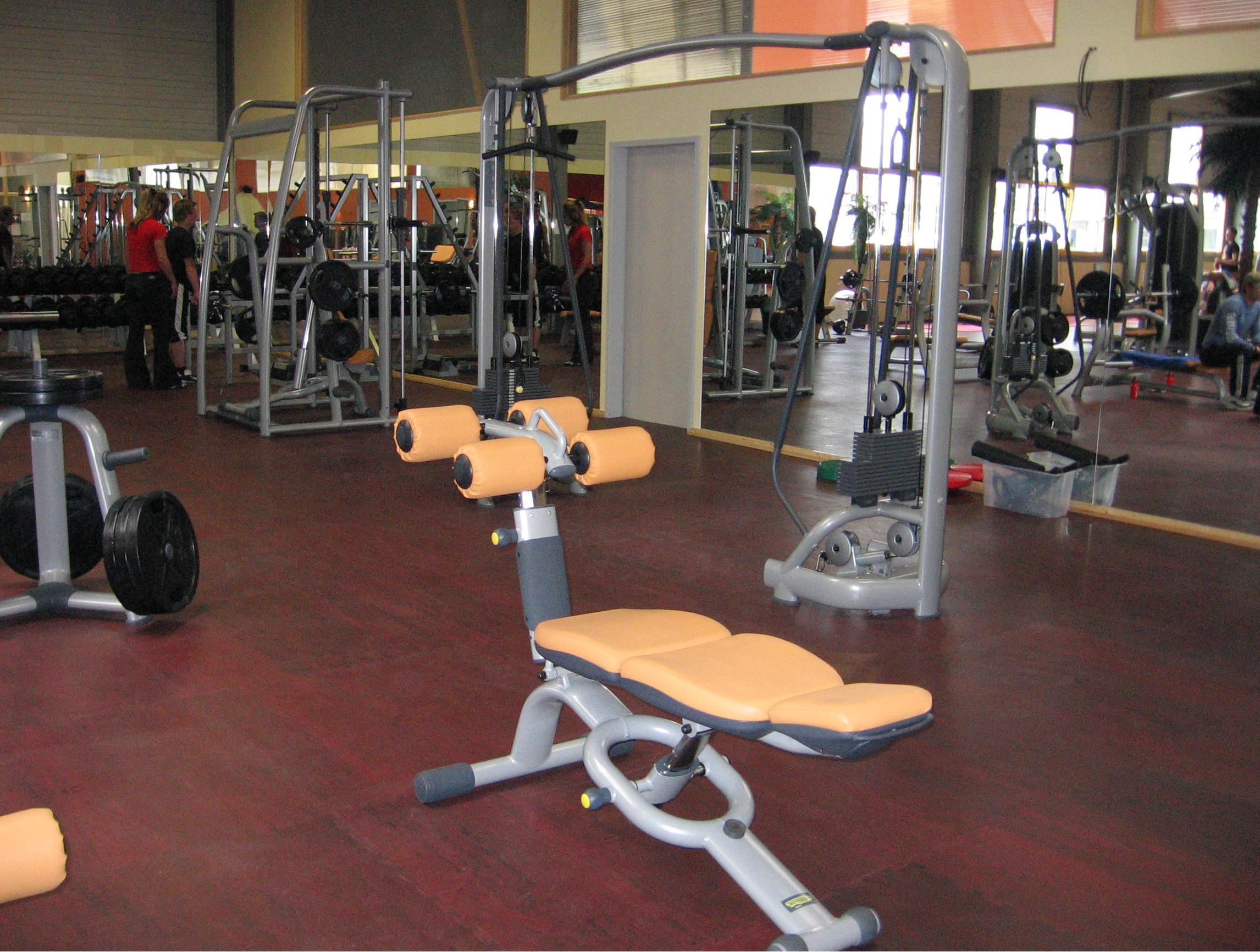 Pardoseli pentru sali de sport PAVIGYM - Poza 9