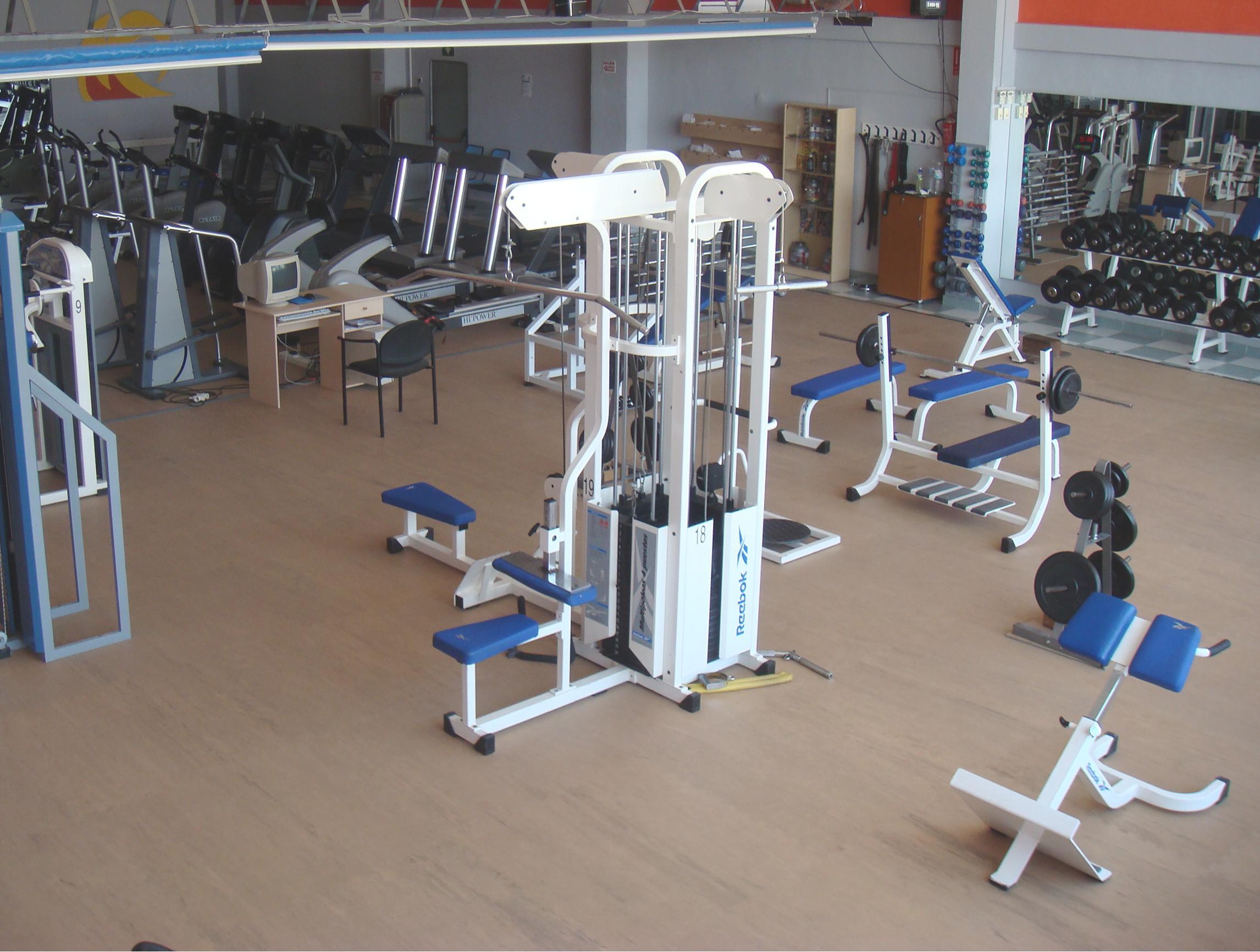 Pardoseli pentru sali de sport PAVIGYM - Poza 11