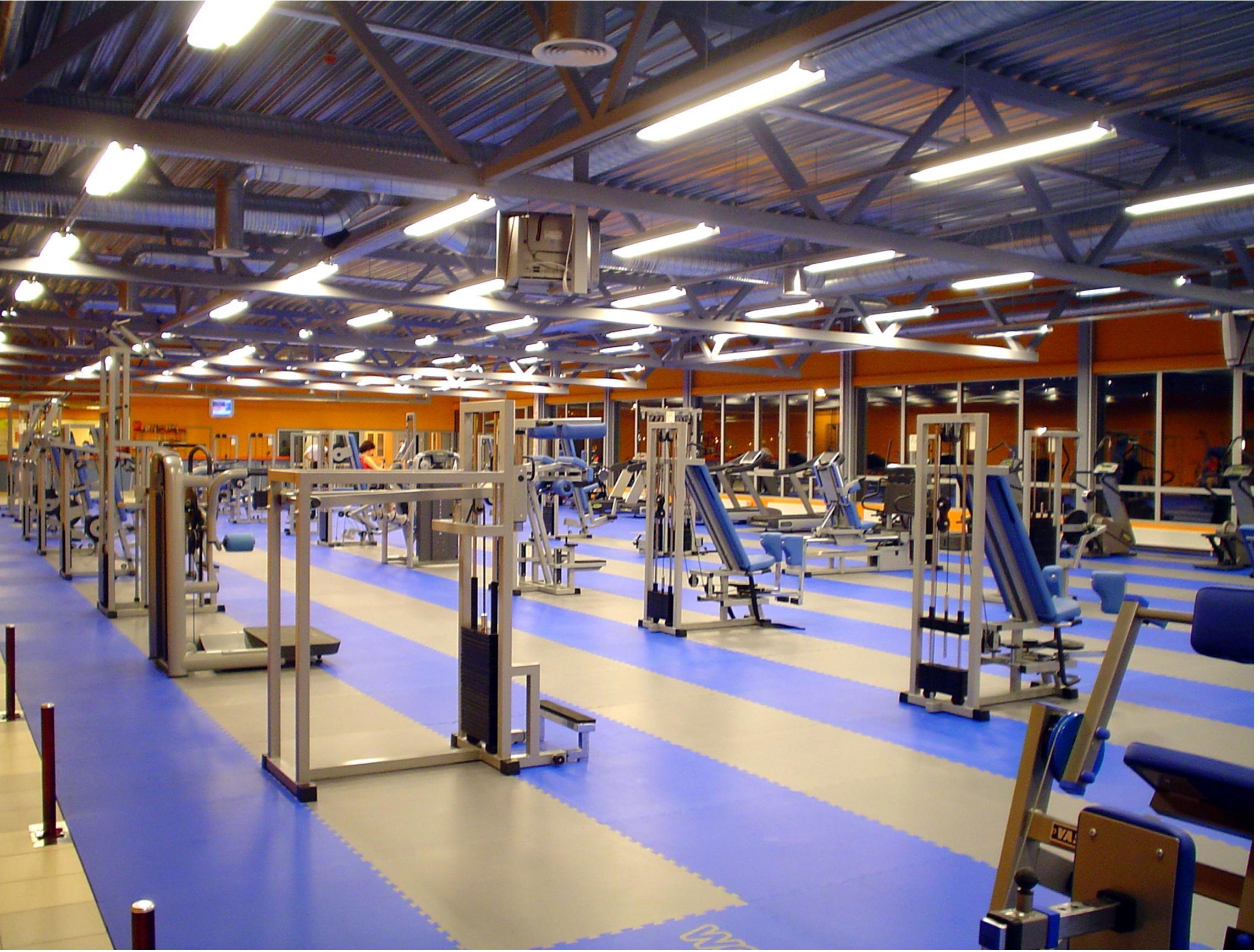 Pardoseli pentru sali de sport PAVIGYM - Poza 12